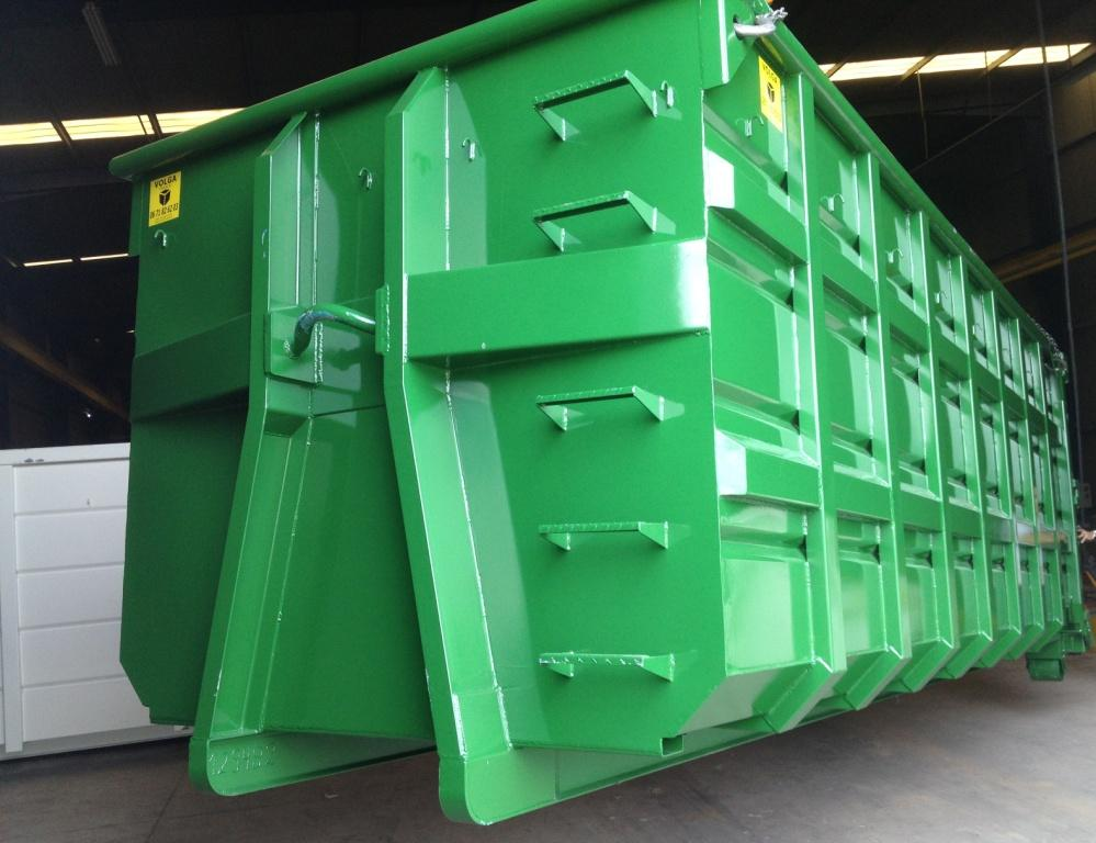Manufacturer Of Hooklift Containers Waste Bins Special