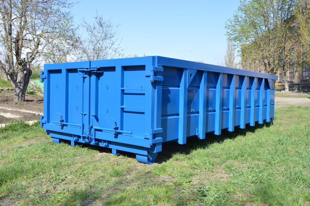 & Reinforced hooklift containers for multilift systems